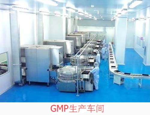GMP无菌洁净实验室生产车间